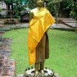Bronze Buddha — Stock Photo #7528263