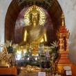 Buddha in stupa — Photo