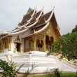 White buddhist temple — Stock Photo
