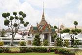 Templos de gran palacio — Foto de Stock