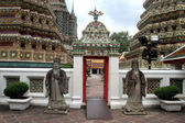 Gate of monastery wat Pho — Stock Photo