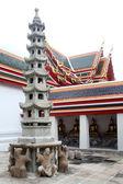 Sten stupa — Stockfoto