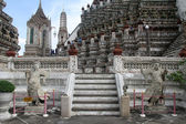 Staircase of wat Arun — Foto de Stock