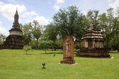 Walking Buddha — Stock Photo