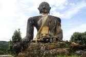 Velký buddha — Stock fotografie