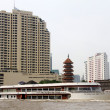 Stock Photo: Hotel BaChao Phraya