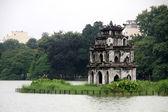 Famous pagoda — Stock Photo