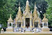 Buddhist shrine — Stock Photo
