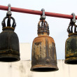 Bronze bells — Foto Stock
