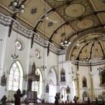 Kalawar Church or Holy Rosary — Stock Photo
