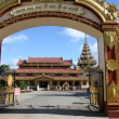 Gate of paya — Stock Photo