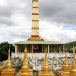 High stupa — Stock Photo