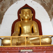 Golden Buddha — Stock Photo #7624791