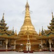Golden stupa — Stock Photo #7625355