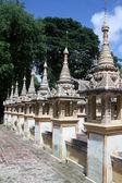 Mohnyin Thambuddhei Paya — Stock Photo
