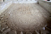 Marble Buddha's footprint — ストック写真