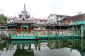Eski budist tapınağı — Stok fotoğraf