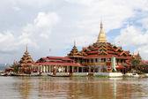 古い仏教寺院 — ストック写真