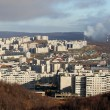Autumn in Murmansk — Stock Photo