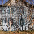 Old wooden house — Stock Photo