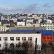 Stock Photo: Downtown on Murmansk