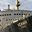 Ice-breaker Lenin - Stockfoto