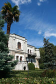 Jusupov Palace in Yalta — Stock Photo