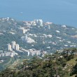 The view over Yalta - Stock Photo