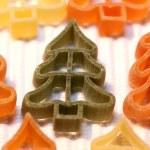 Christmas tree pasta — Stock Photo #7544092