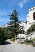 Jusupov Palace in Yalta — Stock Photo