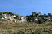 Chufut-kale kırım — Stok fotoğraf
