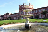 Biebrich Palace in Wiesbaden — Stock Photo