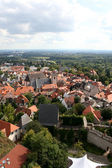 The view over Kronberg in Taunus — Stock Photo