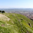 Amphitheater in Pergamon - Stock Photo