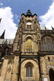 Temple of the saint Vita (St Vitus's Cathedral ) — Stock Photo
