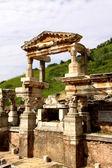 Antique ruins in Ephesus — Stock Photo