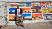 Malawian Artist — 图库照片