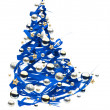 Christmas tree — Stock Photo #7526561