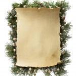Christmas frame — Stock Photo #7526852