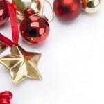 Christmas cards — Stock Photo