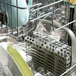 Dishwasher — Stock Photo