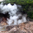 Stock Photo: Sulphur Springs - Saint Lucia