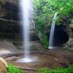 Tonti Canyon - Illinois — Stock Photo