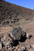 Amboy Crater National Natural Landmark — Stock Photo