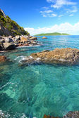 The British Virgin Islands — Stock Photo