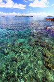 British Virgin Islands Scene — Stock Photo