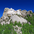 Mount Rushmore National Memorial — Stock Photo #7620610