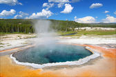 Crested Pool - Yellowstone — Stock Photo