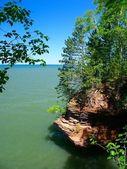 Apostle Islands - Wisconsin — Stock Photo