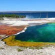 Abyss Pool of Yellowstone — Stock Photo #7831696